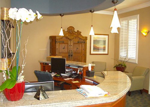 Pierce Specialty Construction dental office new construction and remodeling in California and Nevada